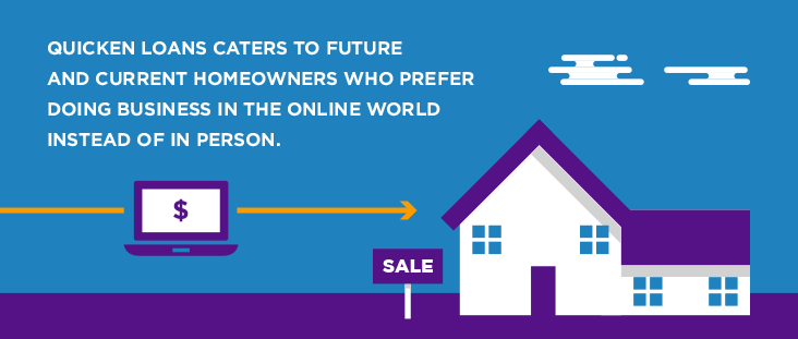 quicken loans caters to future and current homeowners