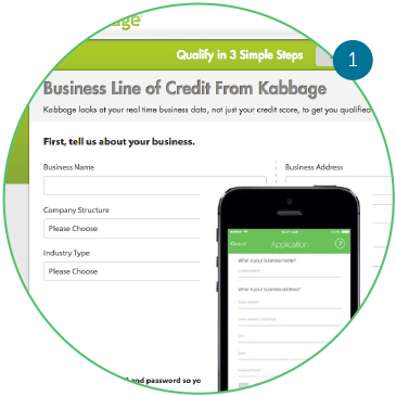 how to use kabbage's services