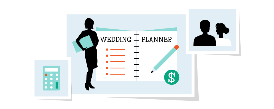 wedding planner help