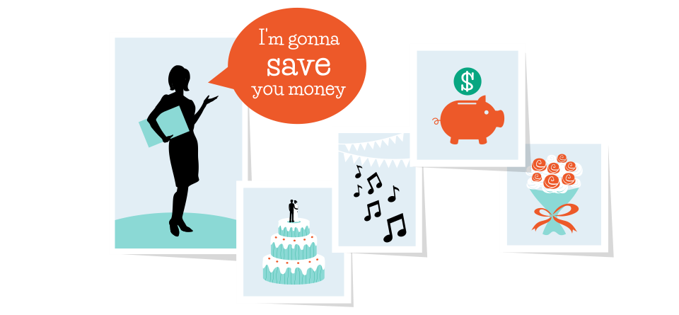 more wedding planner savings