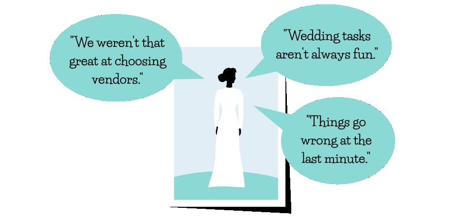wedding planner remorse
