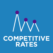 competitive rates