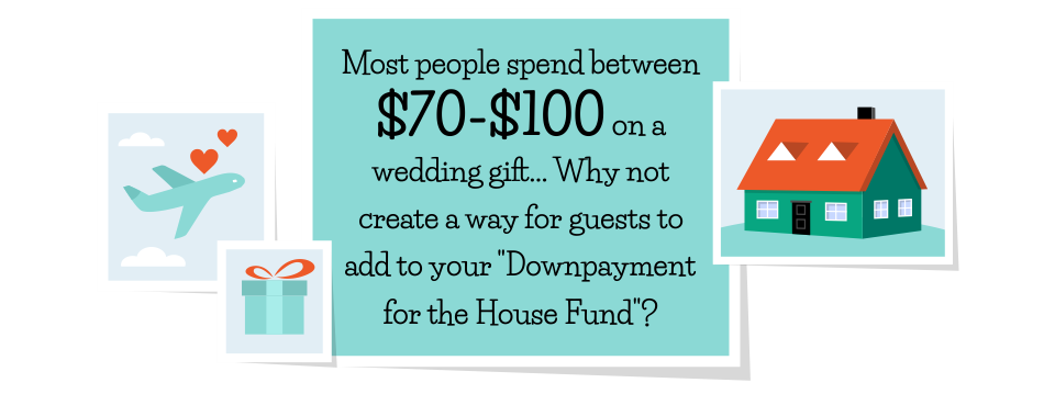 How Much To Pay For A Wedding Gift: 9 Ways Smart Couples Pay For Weddings