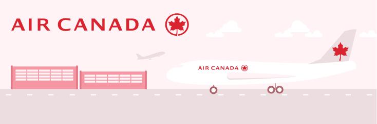 Air Canada header
