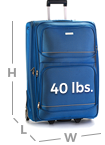 Allegiant Checked Bag Dimensions
