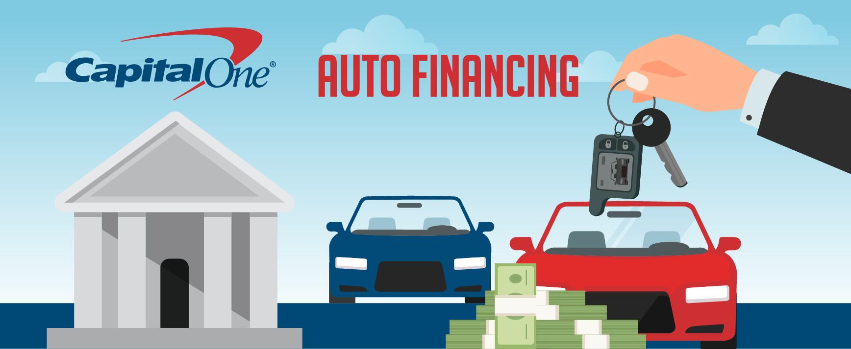 Capital One Auto Loans