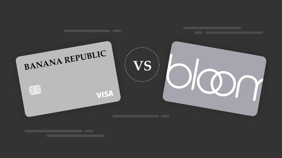 banana republic rewards vs  bloomingdale u0026 39 s credit cards