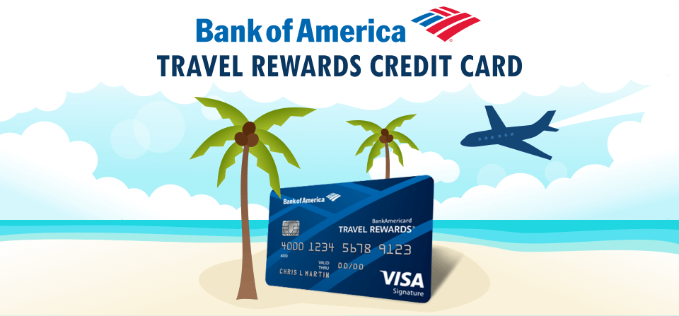 Chase Personal Loans For Bad Credit >> Bank of America Travel Rewards Credit Card Review - CreditLoan.com®