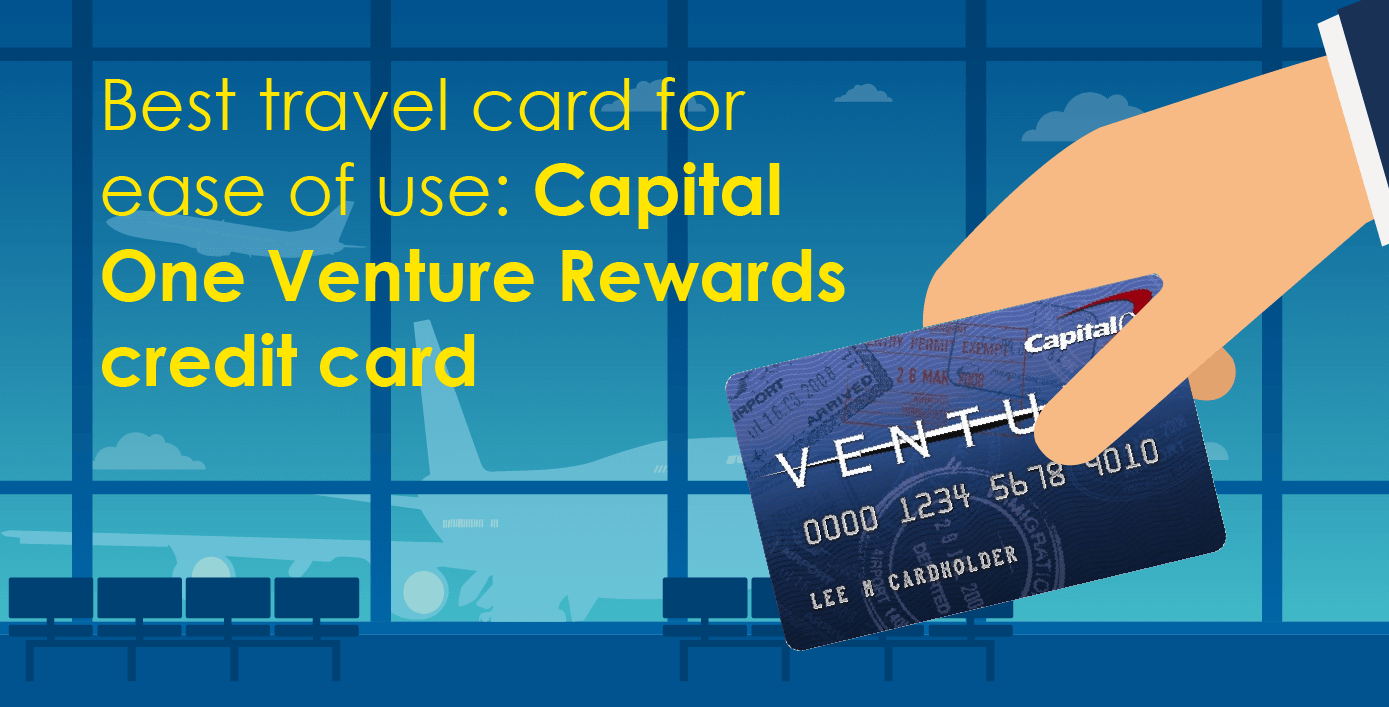 Top credit cards for frequent flyers creditloan best travel card for ease of use capital one venture rewards credit card magicingreecefo Images