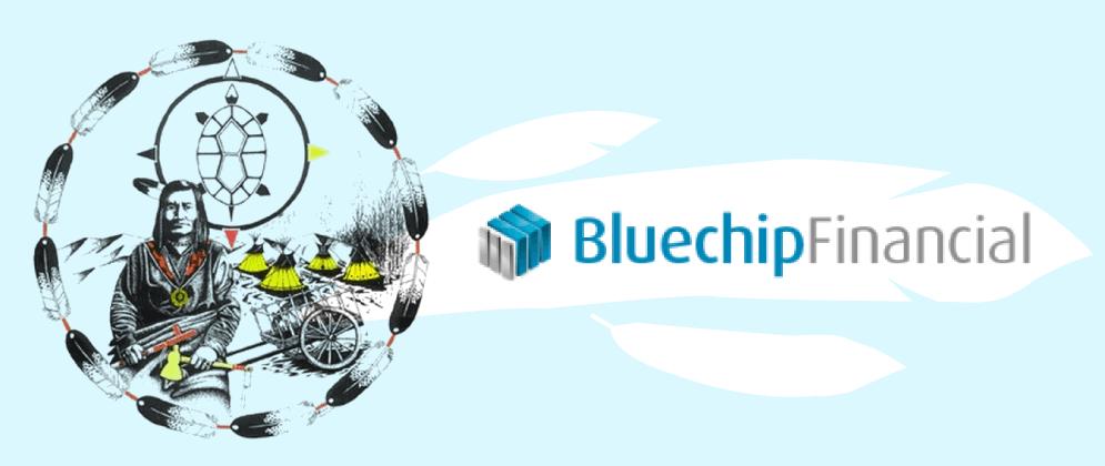 BlueChip Financial logo