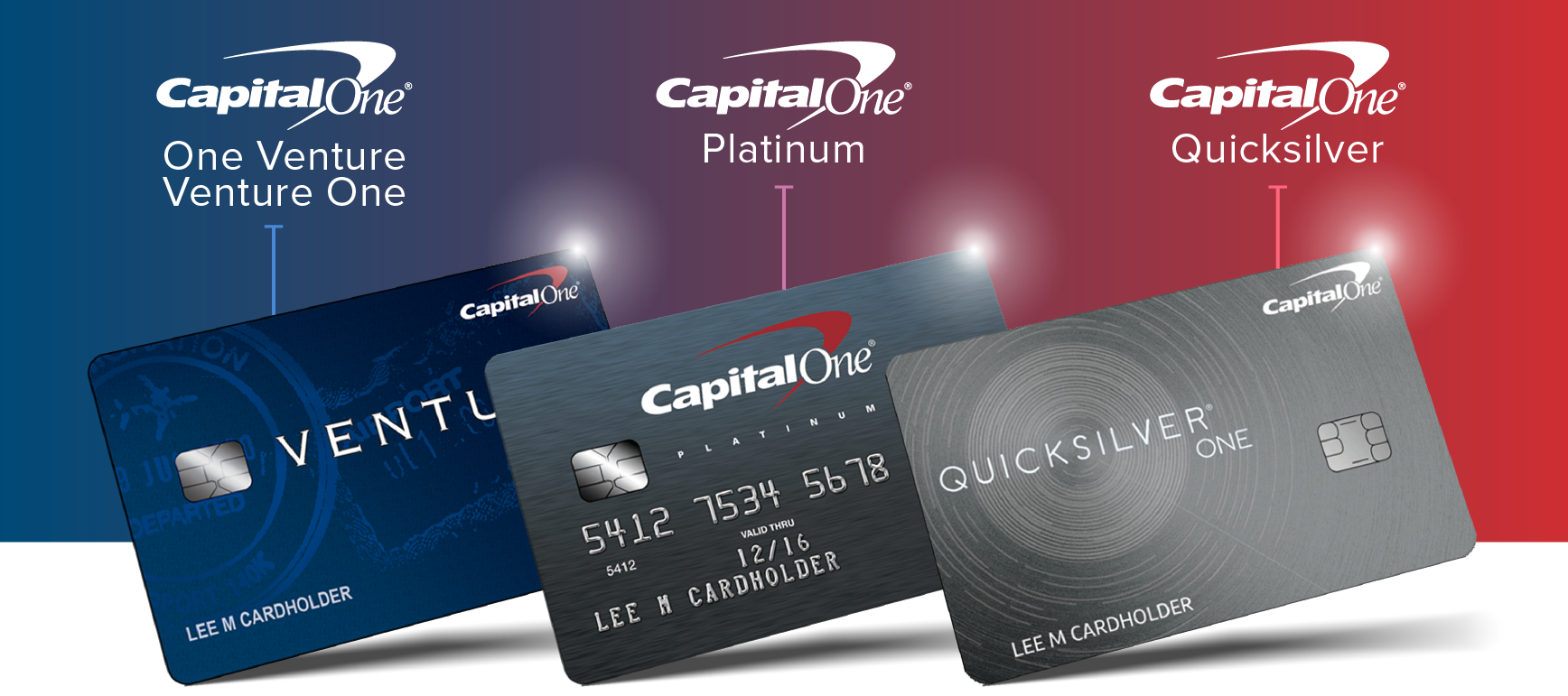 Capital one bank review creditloan capital one has three main credit cards magicingreecefo Images