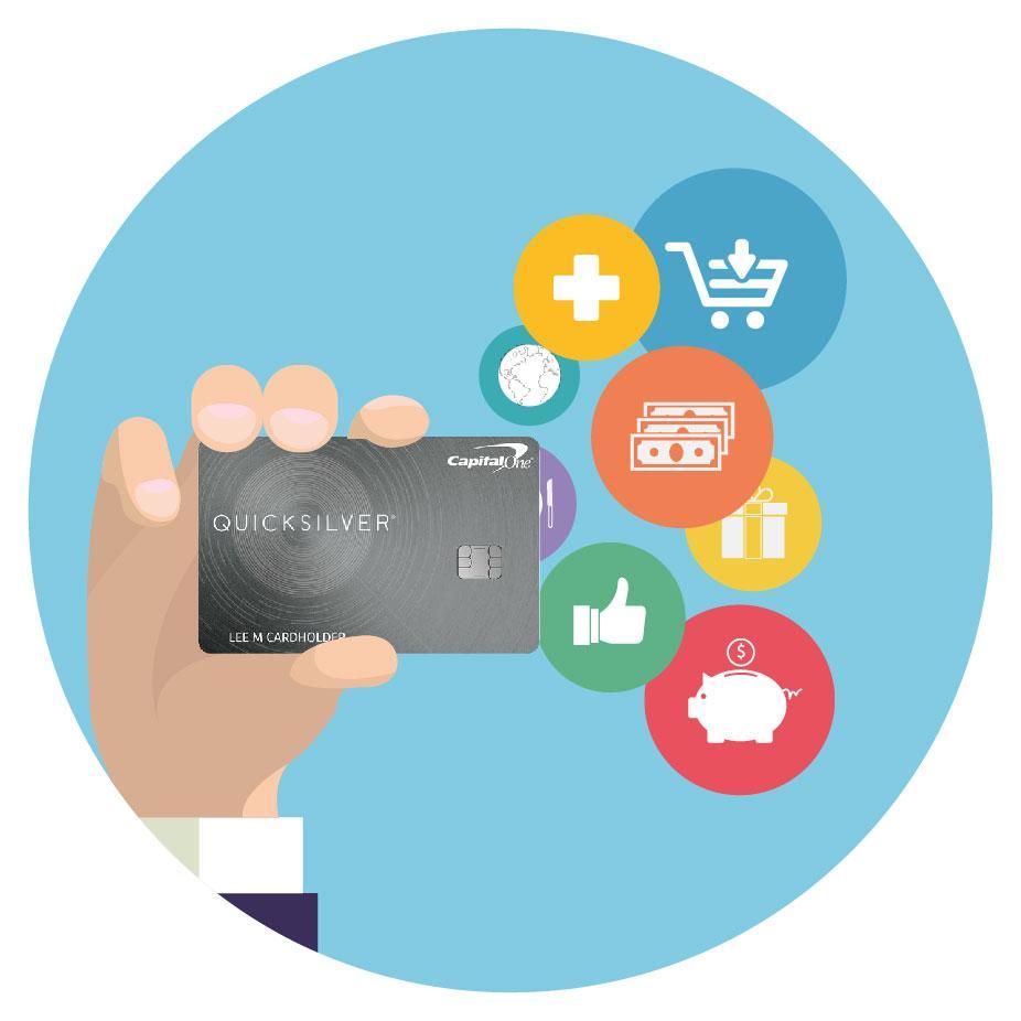 Capital One® Quicksilver® Review - CreditLoan.com®