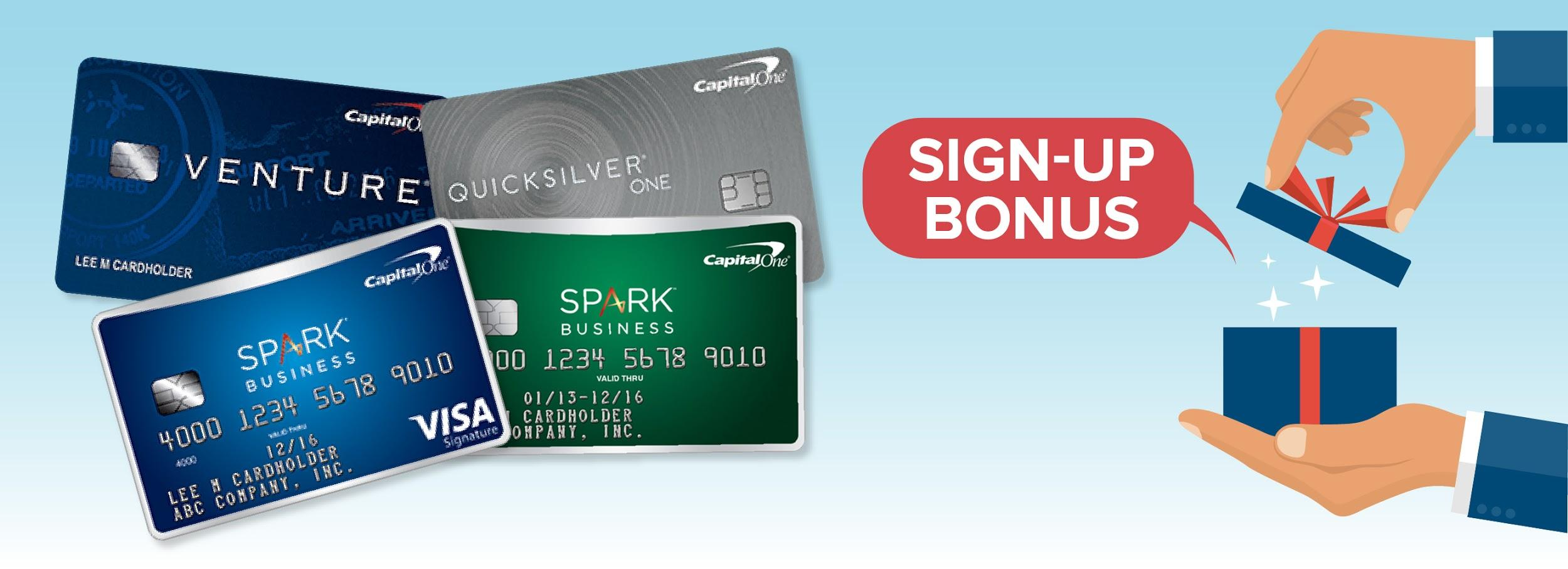 Capital e s Best e Time Bonus Credit Cards CreditLoan