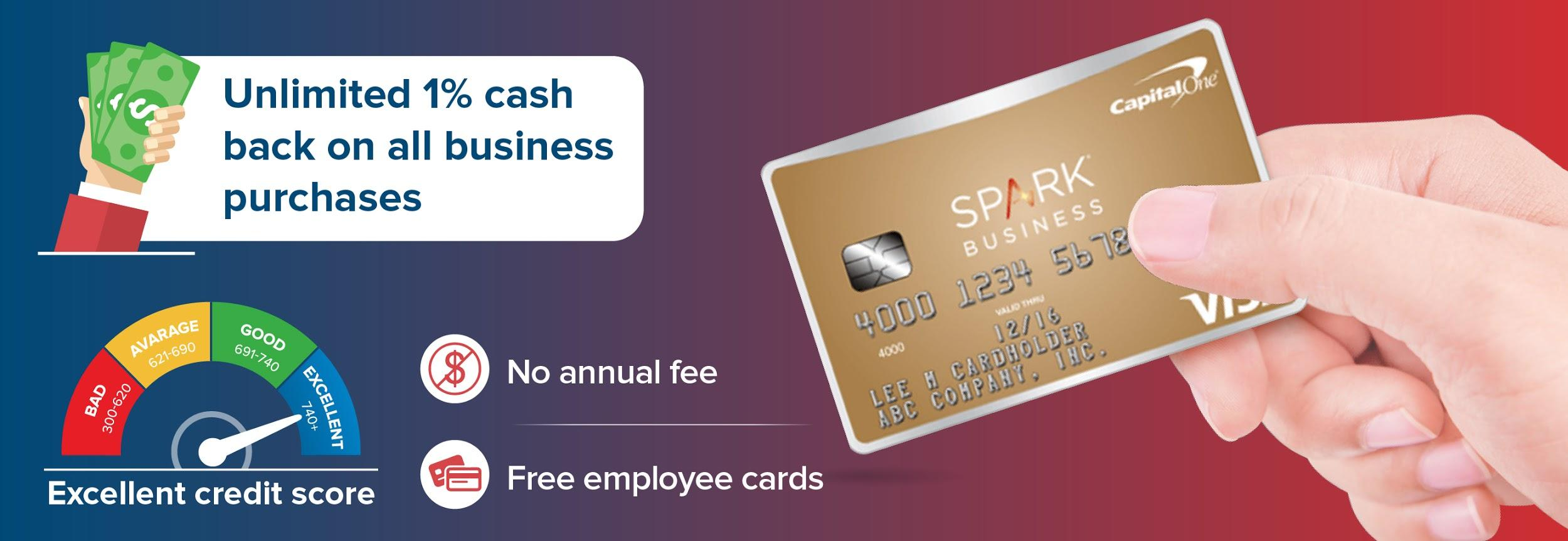 Capital one cash rewards credit cards creditloan capital one spark classic cash back stats reheart Choice Image
