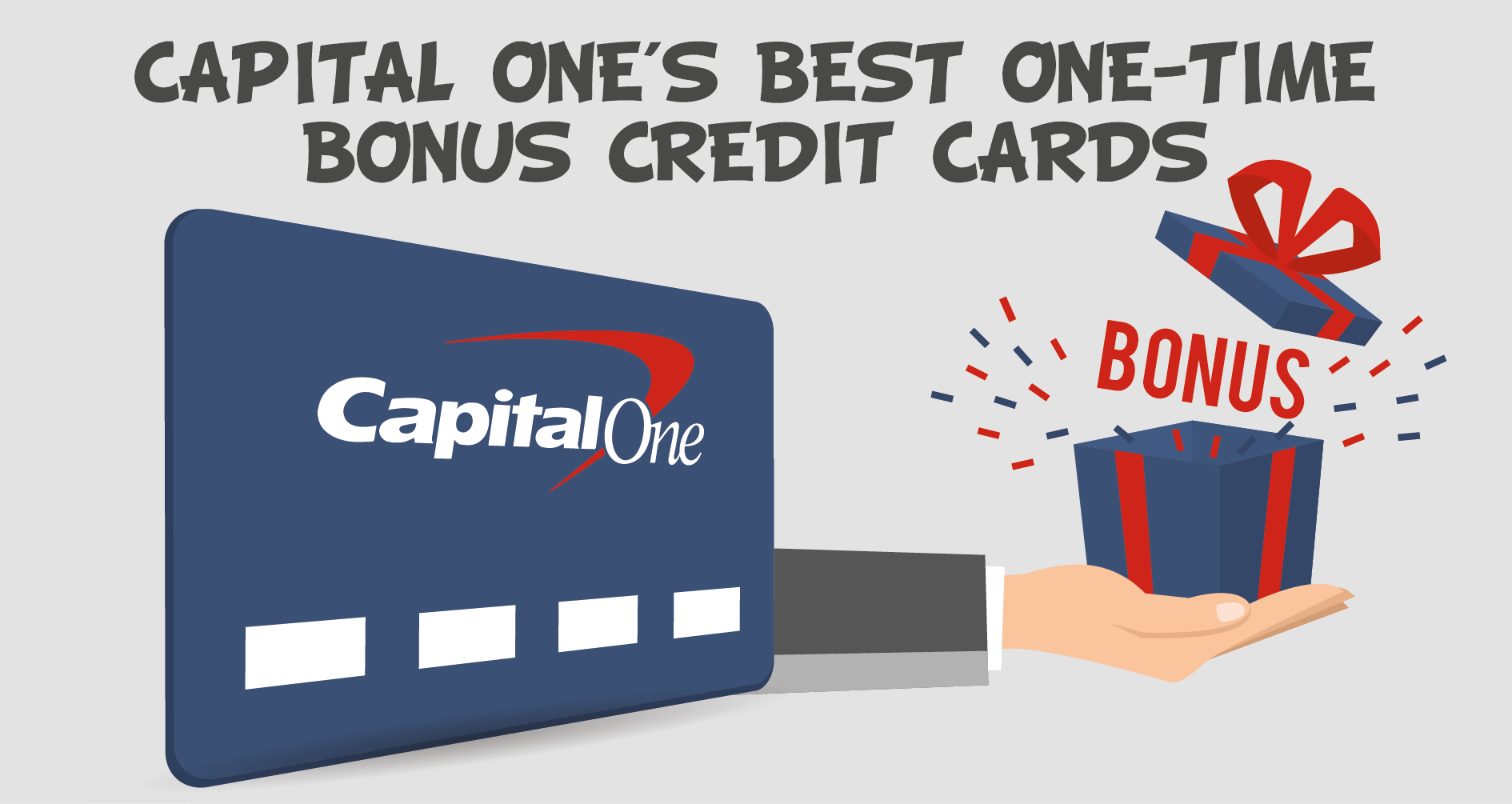 Capital One Auto Loan Payment >> Capital One's Best One-Time Bonus Credit Cards - CreditLoan.com®