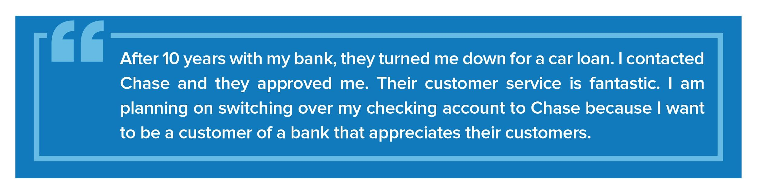 Chase Auto Loans Review 3