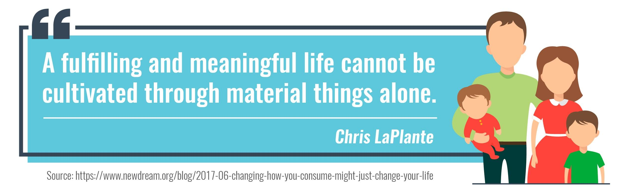 Chris LaPlante quote