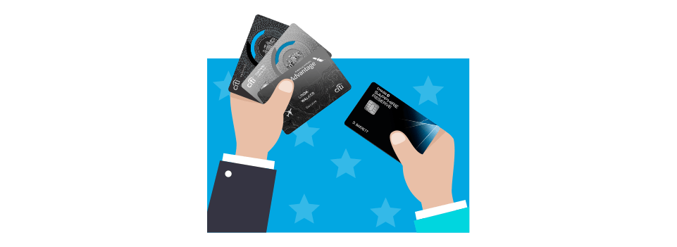 Citi Bonus credit cards compete with Chase Sapphire Reserve