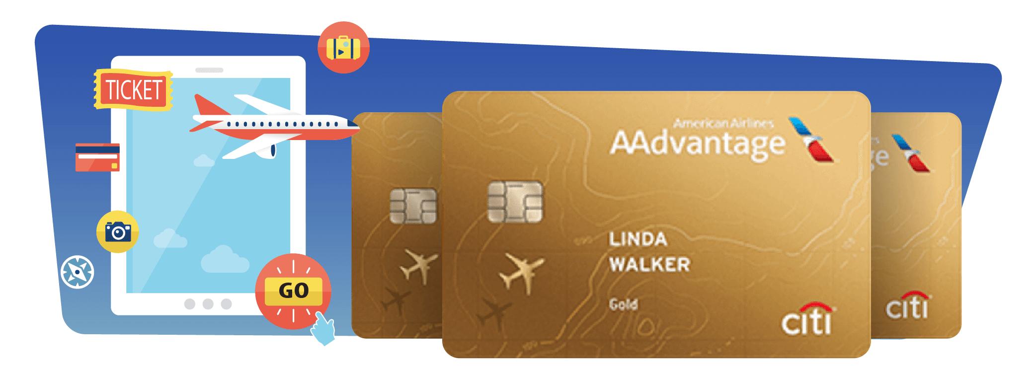 Citi Aadvantage Gold Card Benefits Best Business Cards Bronze Mastercard