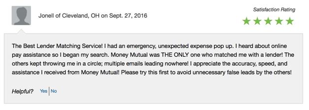 MoneyMutual Review - CreditLoan com®