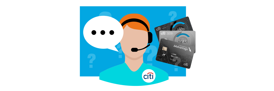 Close your account for the Citi Bonus credit cards by calling customer service