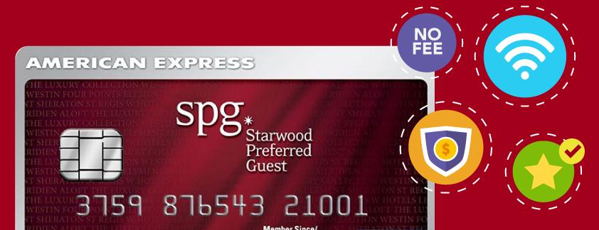 Consumer SPG card