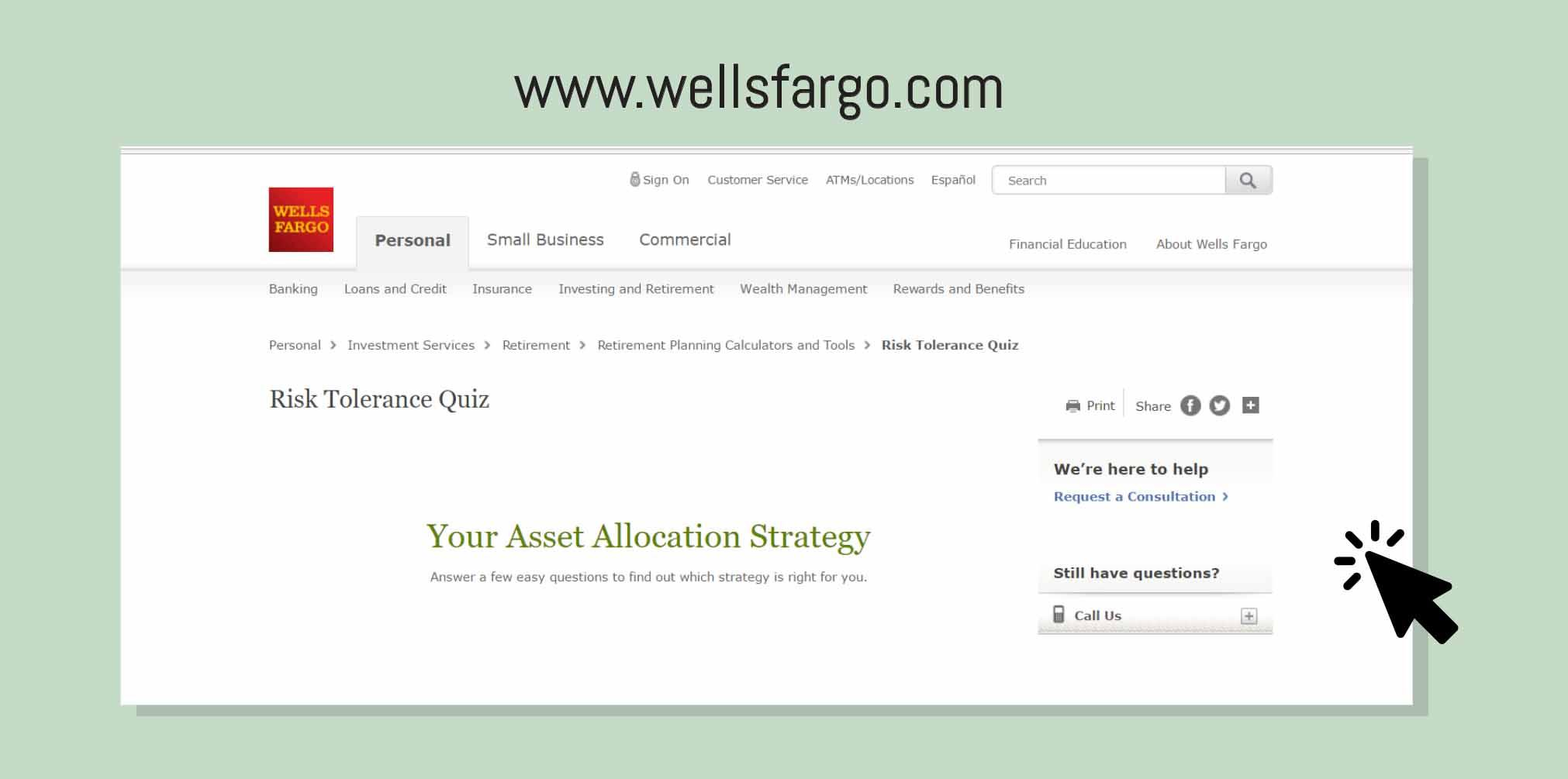 Decide the best asset allocation for you