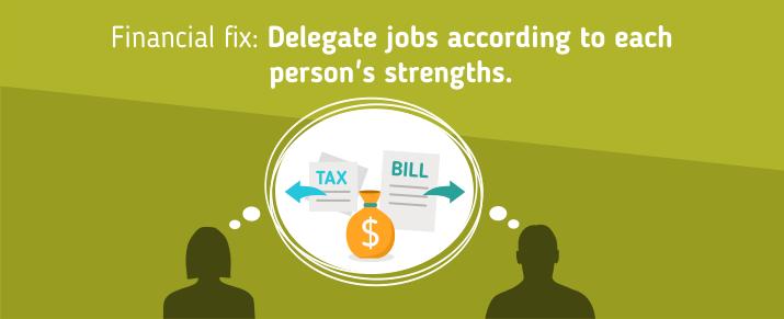 Delegate jobs