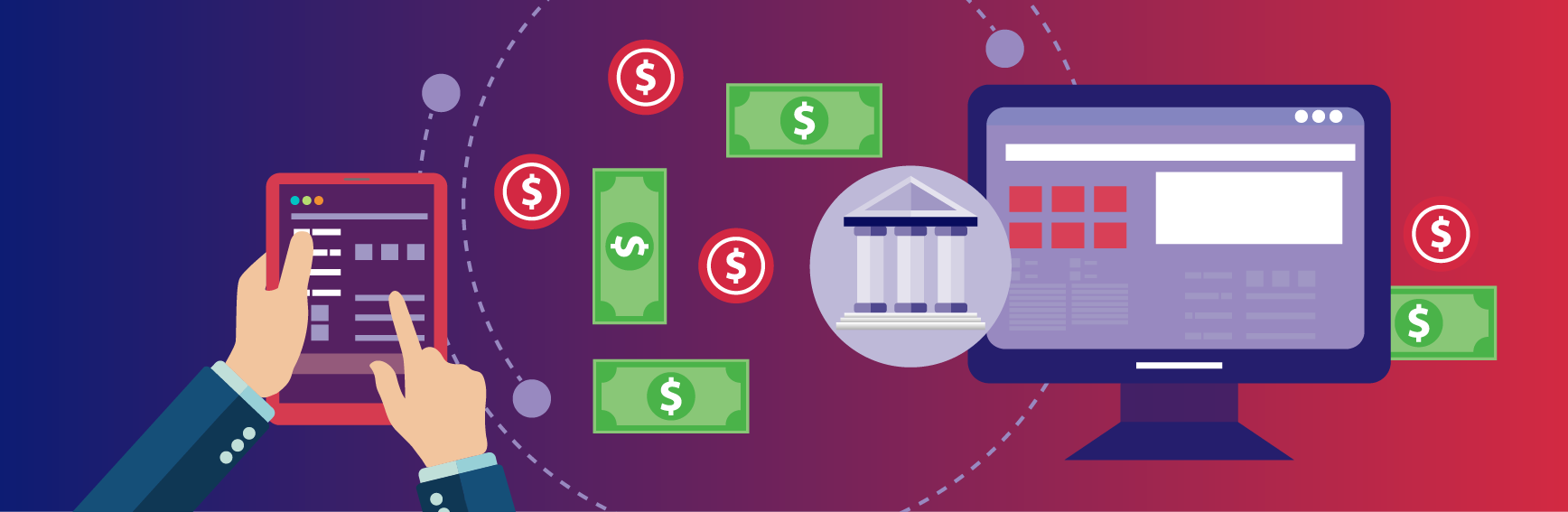Digital banking makes bill pay, deposits, and money management a cinch