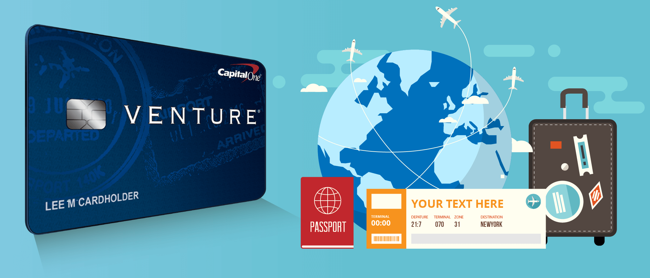 Reviewed: Capital One Venture Card - CreditLoan.com®