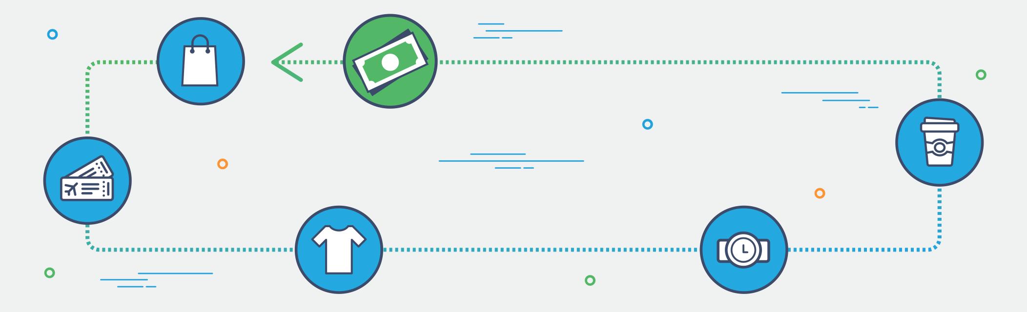 credit card billing cycle diagram