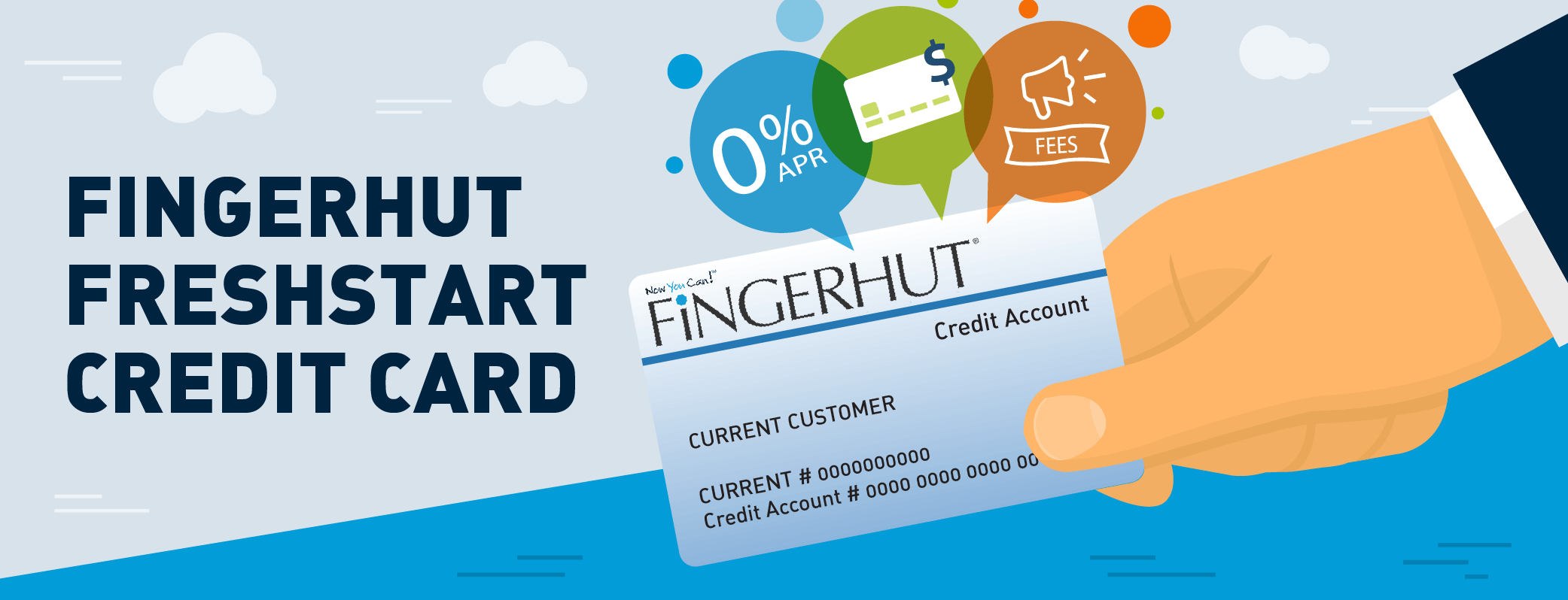 Apply for Fingerhut Login