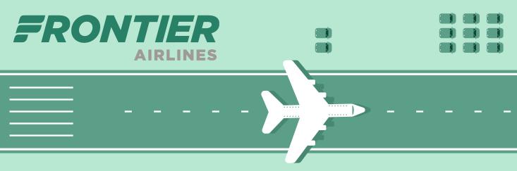 Frontier Airlines Header