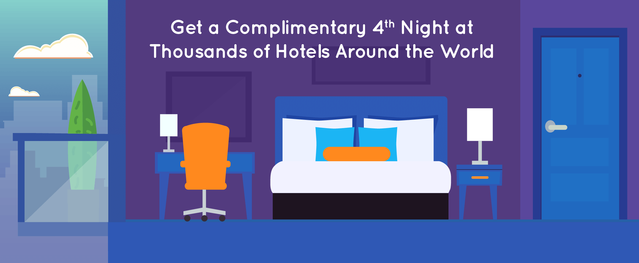 Get a Complimentary 4th Night