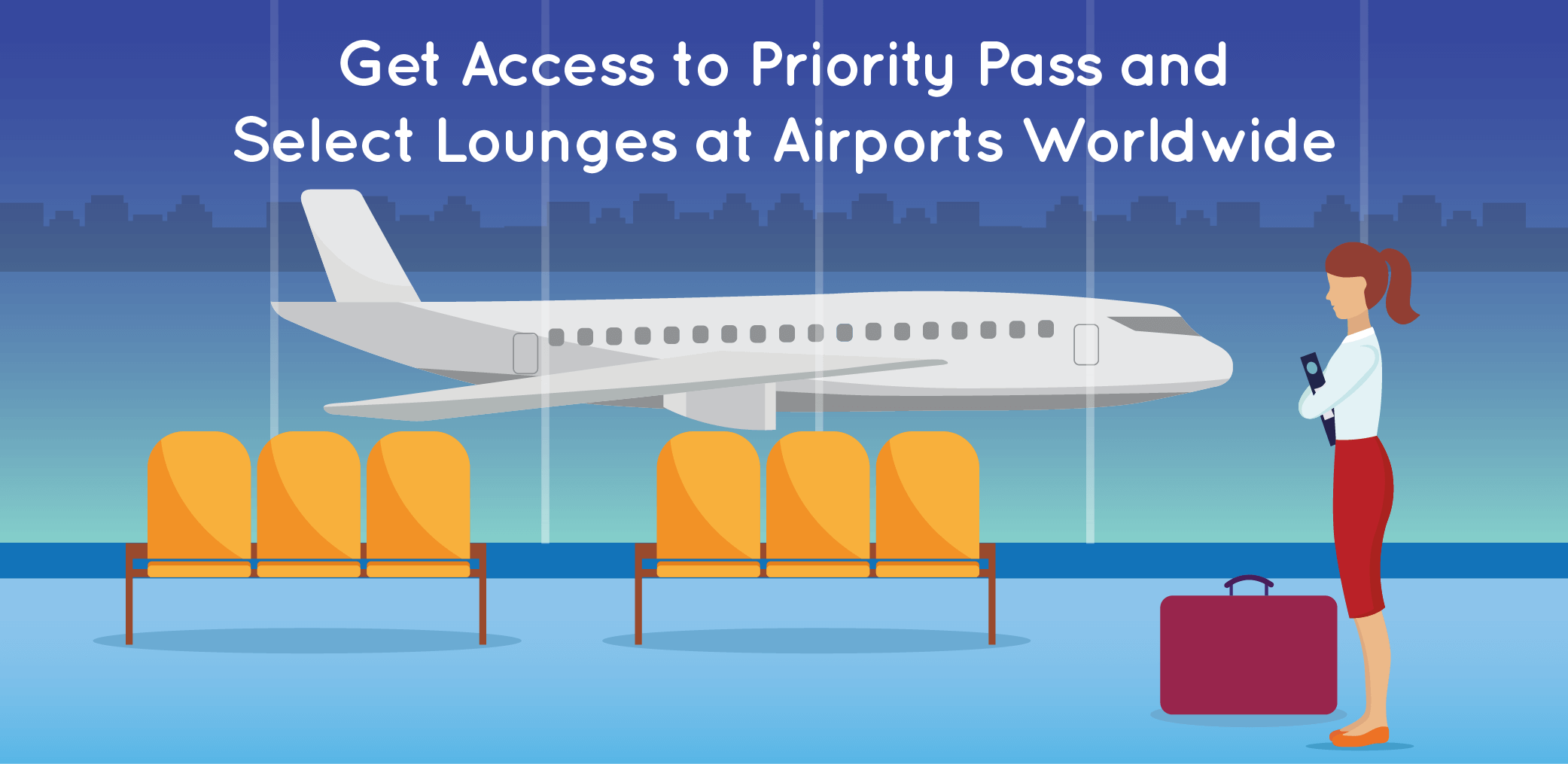Get Access to Priority Pass