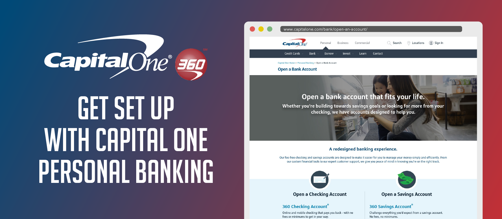 Capital One Bank Review - CreditLoan.com®