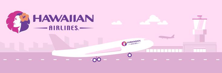 Hawaiian Airlines Header