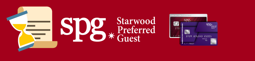 History of Starwood Preferred Guest credit card