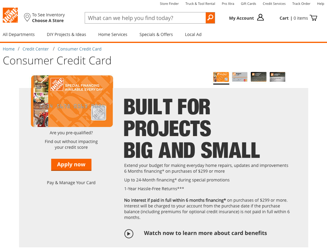 home depot credit card payments 28 images home depot