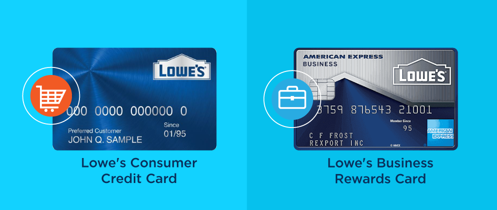 Lowes credit card review creditloan how many types of credit cards does lowes offer reheart Gallery