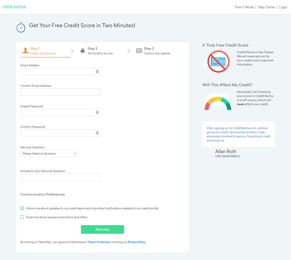 Credit Karma Review - CreditLoan.com®