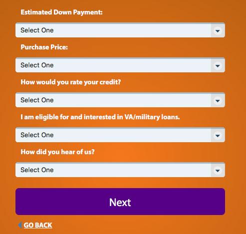 mortgage form 2