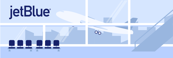 JetBlue Airlines Header
