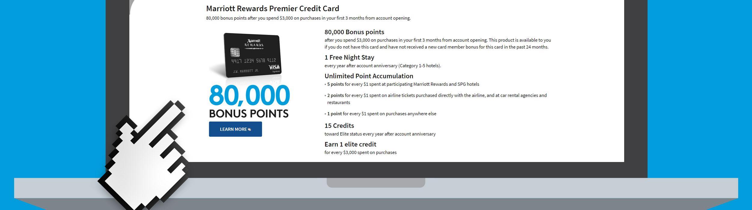 Marriott rewards premier credit card review creditloan marriott rewards screenshot magicingreecefo Images