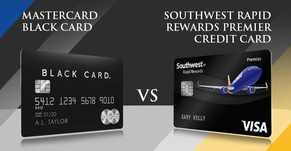 Citibank Prepaid Card Balance >> Mastercard Black Card vs. Southwest Rapid Rewards Premier ...