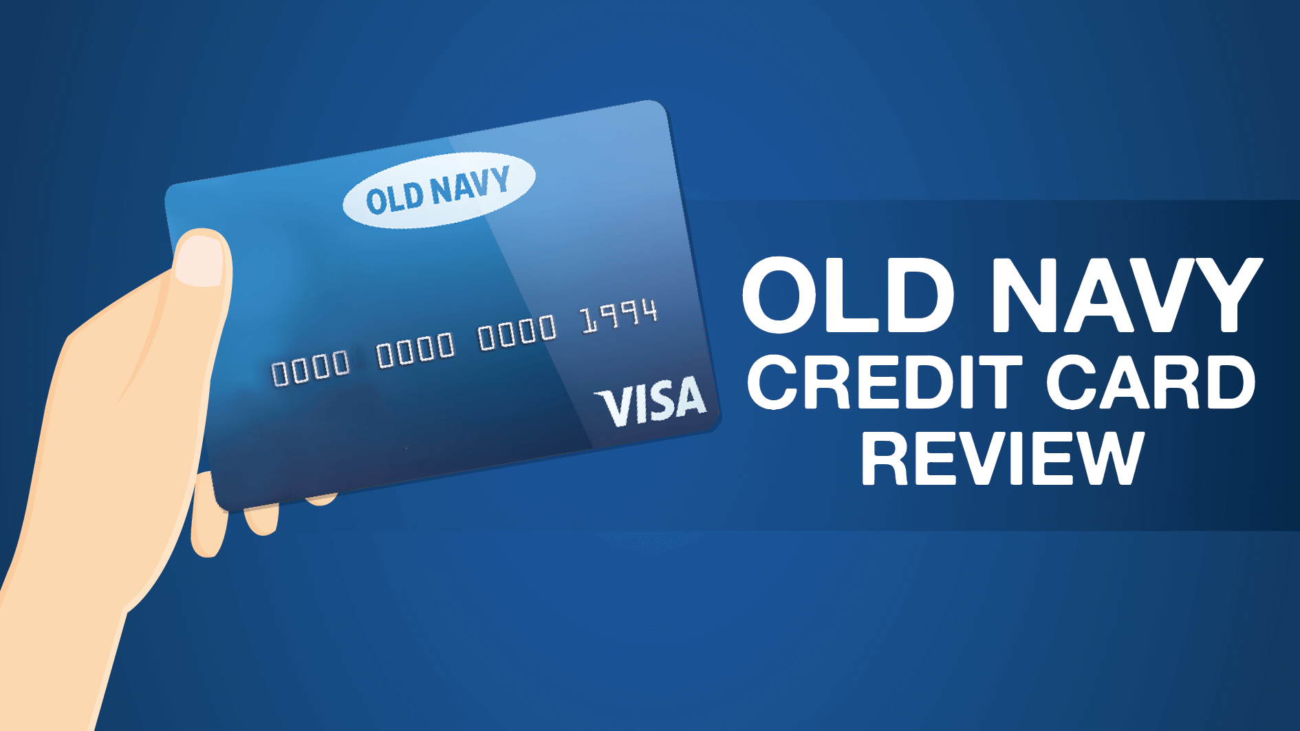 Capital One Auto Loan Payment >> Old Navy Credit Card Review - CreditLoan.com®
