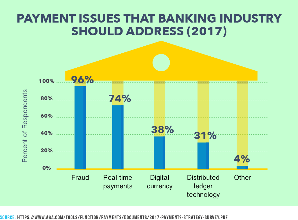 Payment Issues That Banking Industry Should Address (2017)