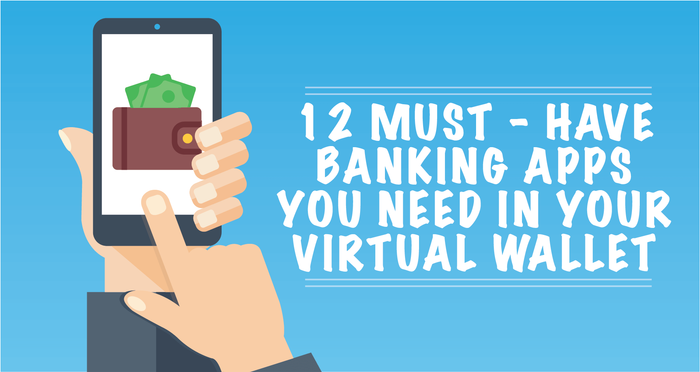 12 Must-Have Banking Apps - CreditLoan com®