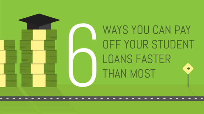 Auto Loans For Bad Credit >> 6 Ways You Can Pay off Your Student Loans Faster Than Most