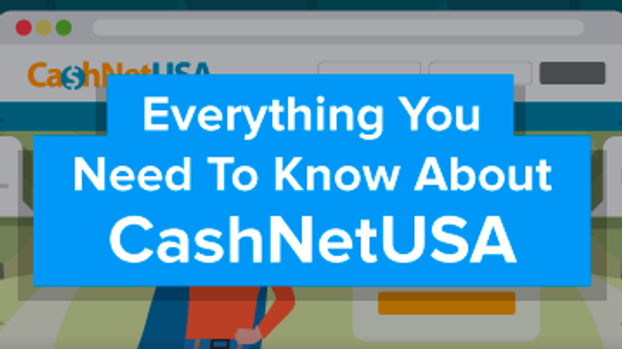 Capital One Auto Loan Payment >> CashNetUSA Review - CreditLoan.com®